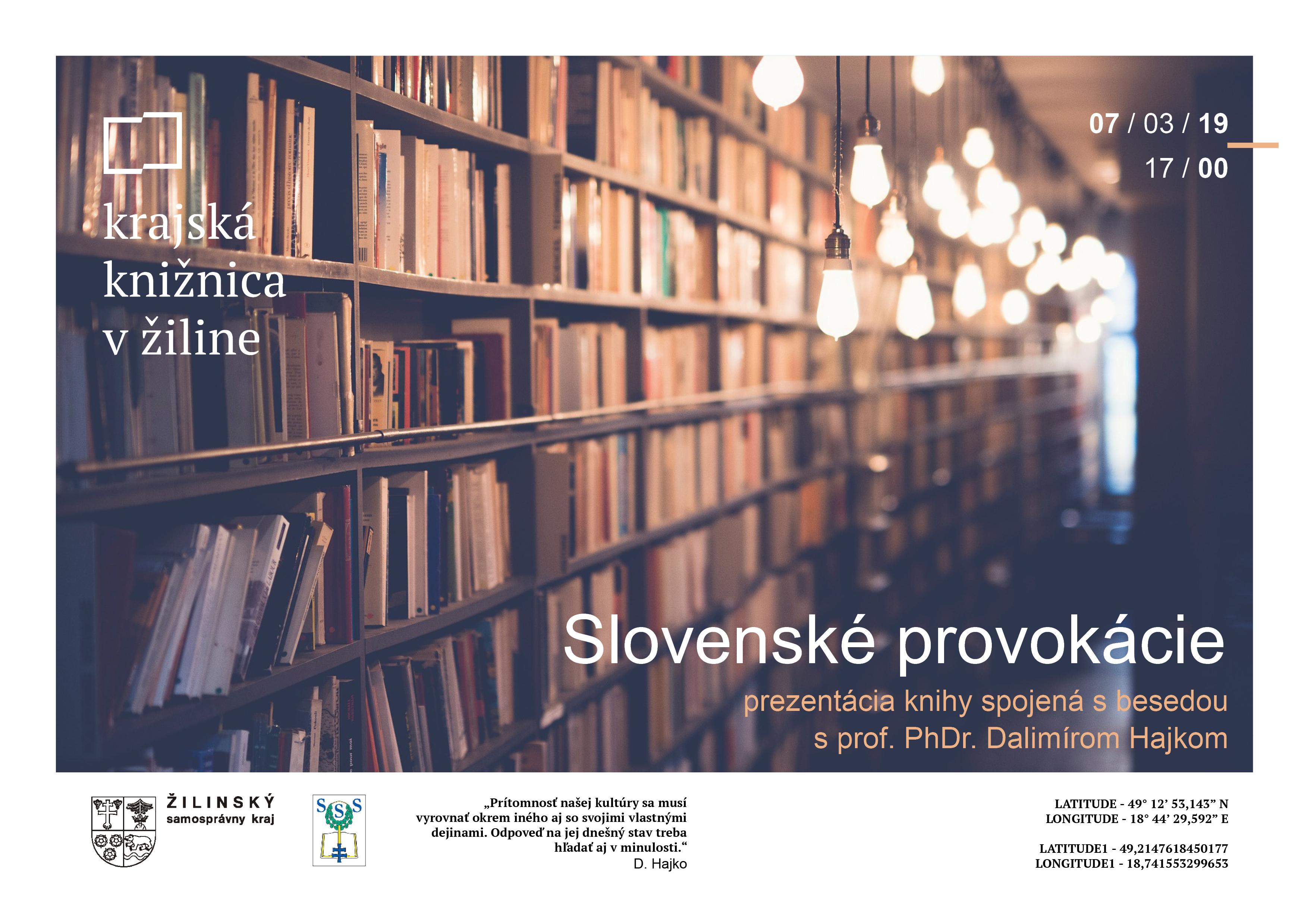 bd8ad9f991b Krajská knižnica v Žiline