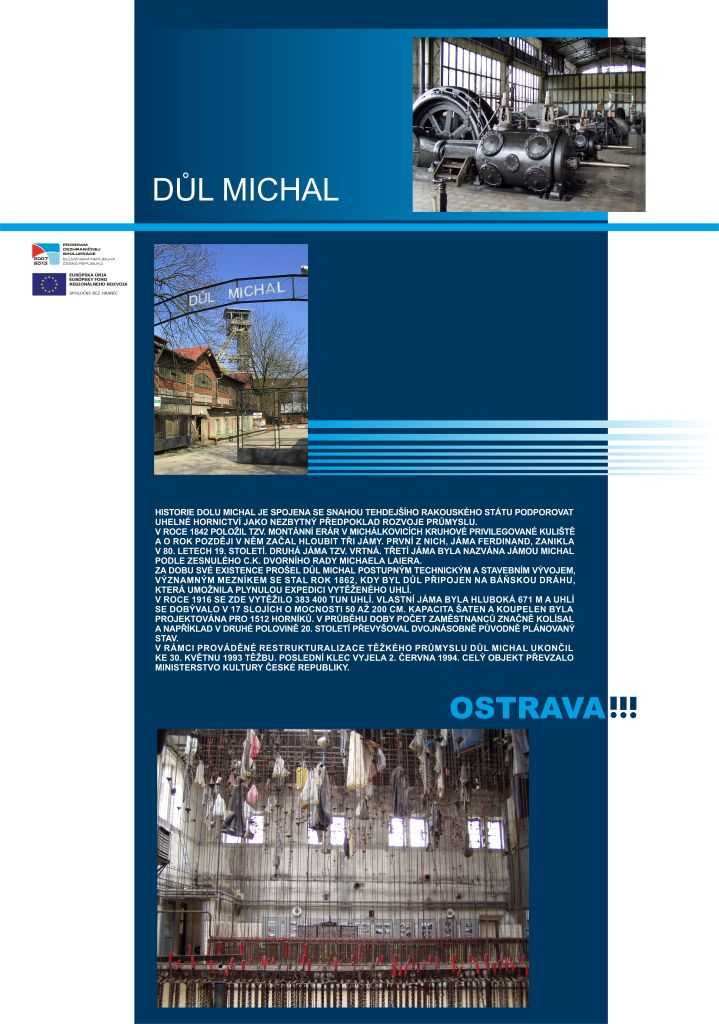 důl Michal