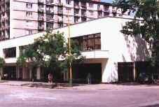 knižnica pred rekonštrukciou