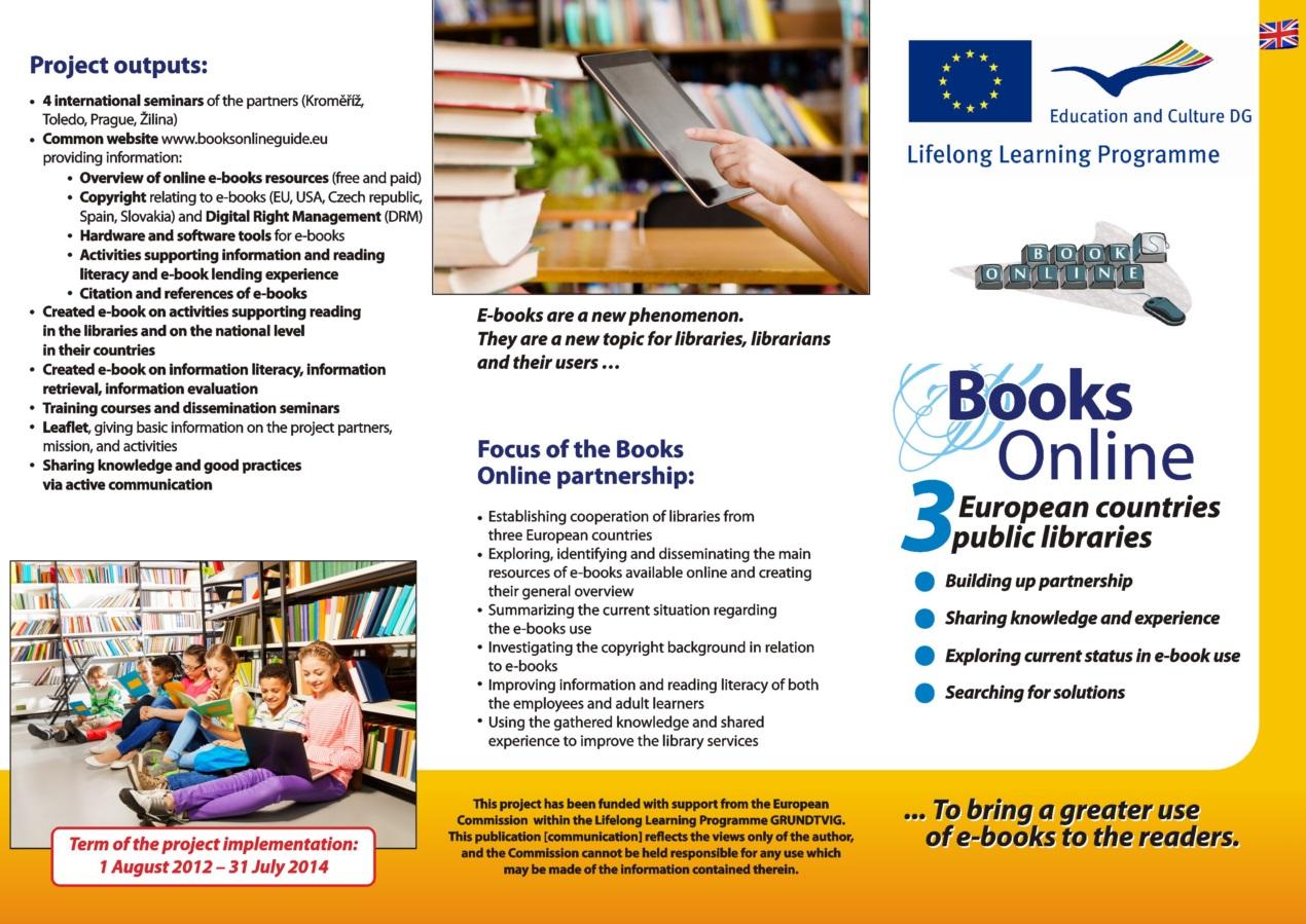 Books online - ENG plagát