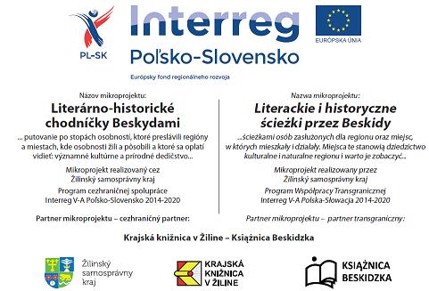 Literárno-historické chodníčky Beskydami