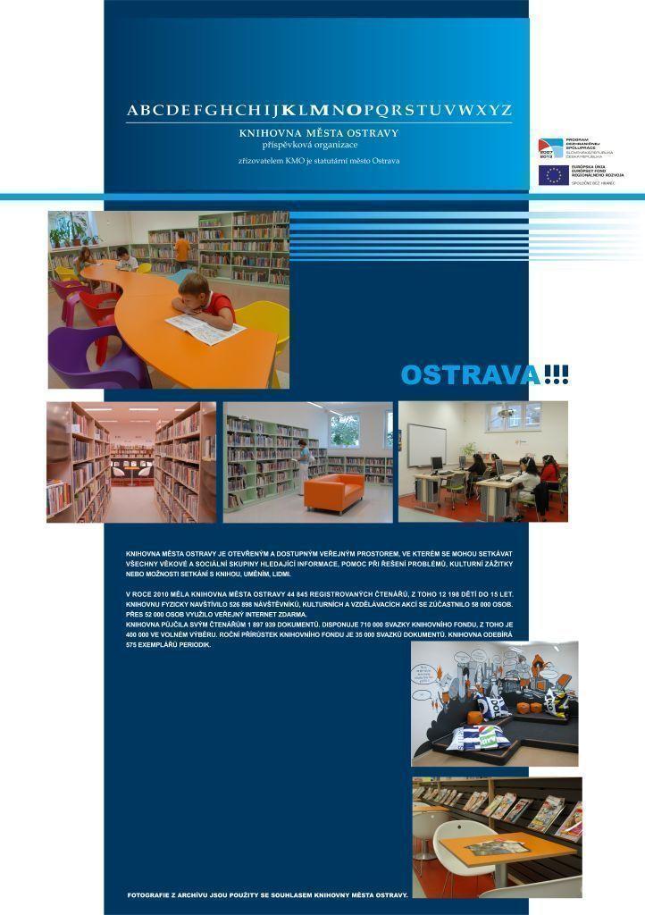 knihovna Ostrava