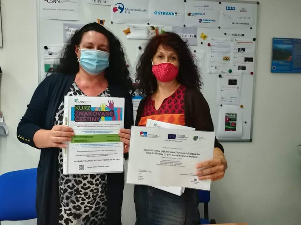 účastníčky kurzu z ČR